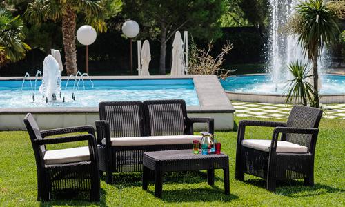 Ideas elegantes y económicas para tu jardín