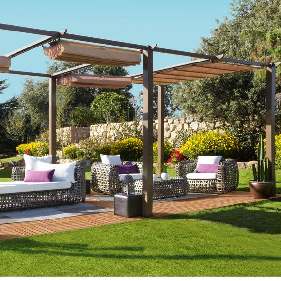 pergola aluminio 4x3 ikea trendy toldo vela econmico kookaburra arena rectangular mxm g with. Black Bedroom Furniture Sets. Home Design Ideas