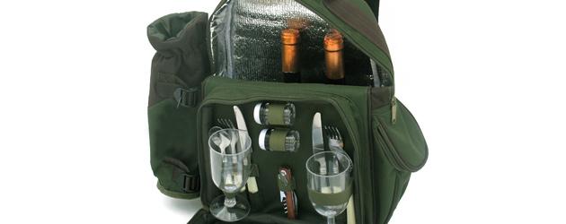 Un picnic con mucho estilo