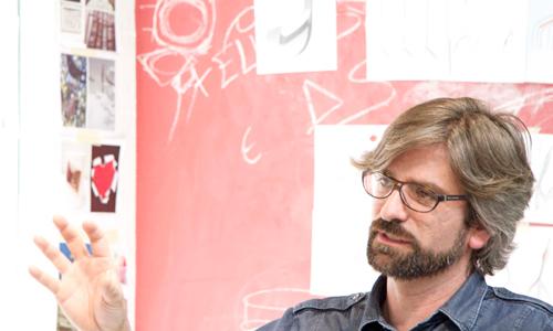 """Pepe García, socio fundador de CuldeSac: """"La creatividad se alimenta del hambre y de la necesidad"""""""