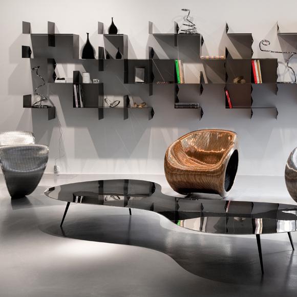 Descubre la genialidad de Ron Arad en una exposición en Madrid