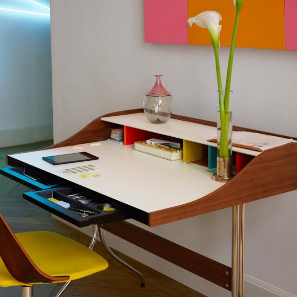Escritorios con personalidad para trabajar en casa