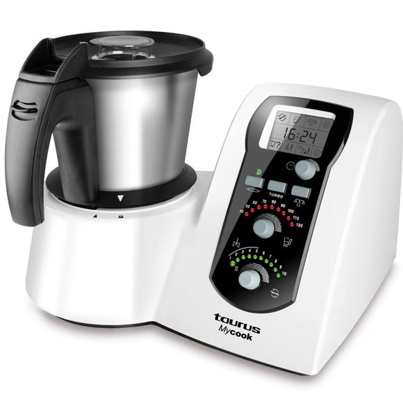 Robots de cocina que simplifican tu vida foto for Cocinar con cookeo