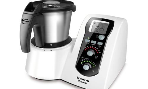 Robots de cocina que simplifican tu vida