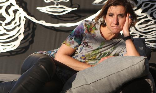 """Sara Folch: """"Si tienes un cuarto de juegos en el sótano, emplea leds cálidos. Gastarás menos"""""""