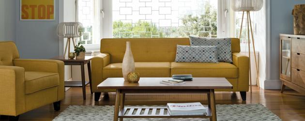 Sofás: novedades para sentarse cómodamente