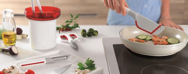 Utensilios de cocina funcionales y muy bonitos