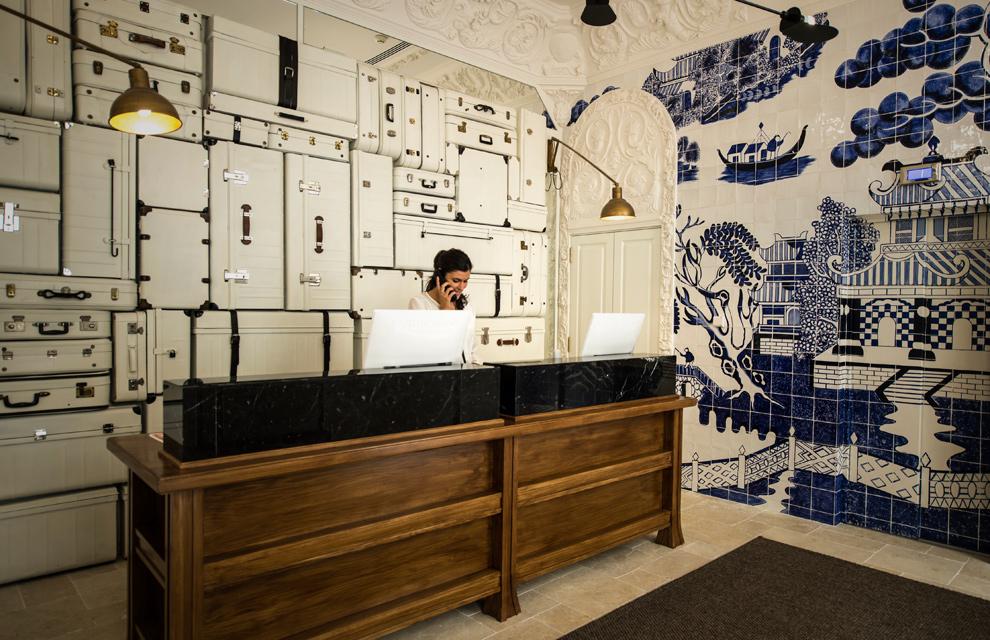 Diseño de vanguardia en los hoteles en Madrid y Barcelona