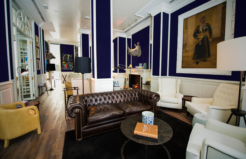 Dise o de vanguardia en los hoteles en madrid y barcelona - Decoradores de interiores en madrid ...