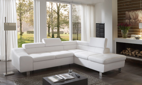 Decoraci n en blanco una apuesta segura for Muebles romanticos blancos