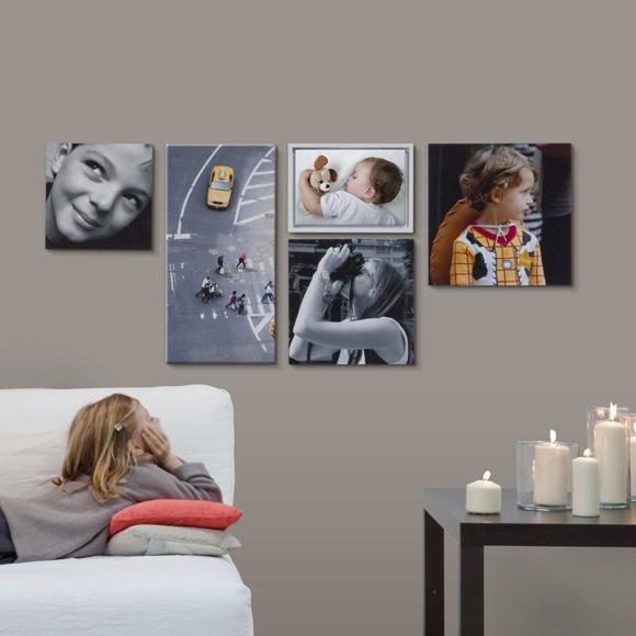 Ideas para conseguir paredes muy personales foto for Encerrado en 4 paredes