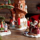 Belenes y otras figuras navideñas