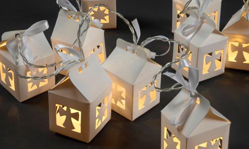 Dale luz a la Navidad