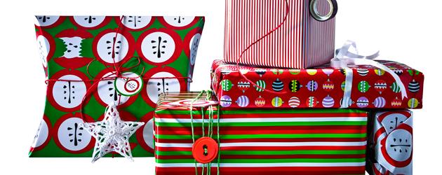 El arte de envolver regalos