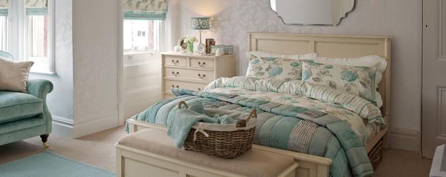 Necesitas una buena cama para relajarte