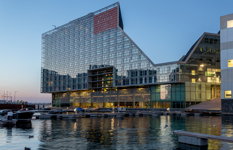 Dos hoteles para los amantes de la arquitectura y el for Arquitectura de hoteles