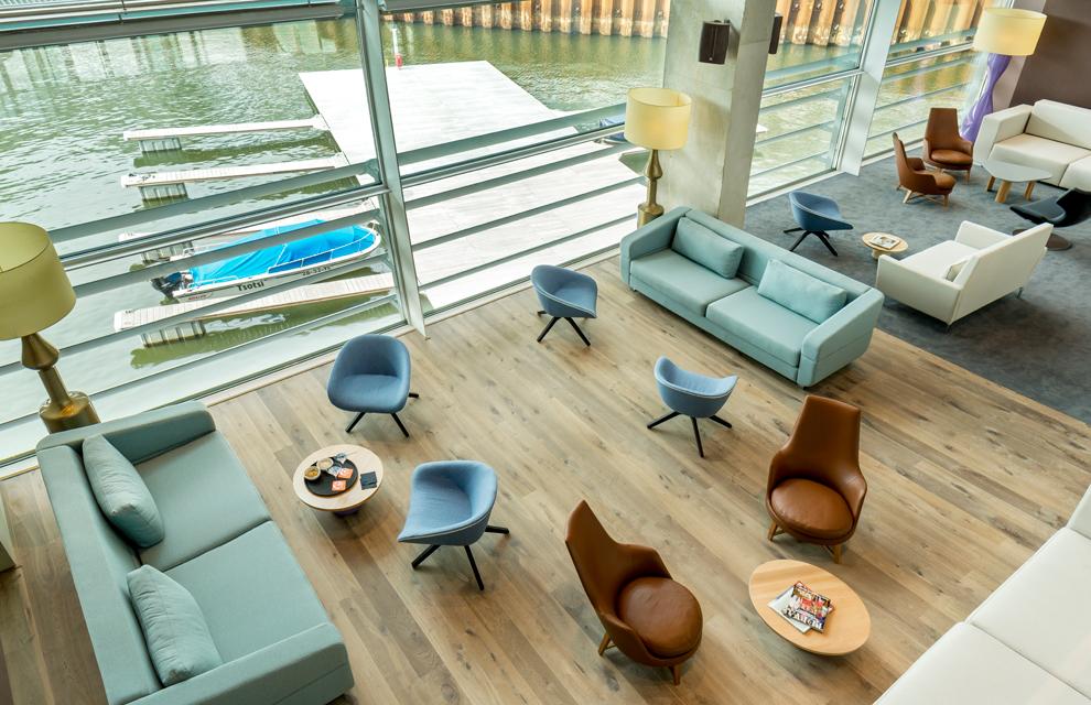 dos hoteles para los amantes de la arquitectura y el