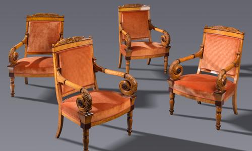 Arte tribal y muebles antiguos, en la BRAFA 2014