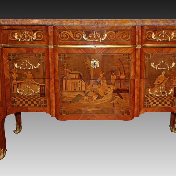 Arte tribal y muebles antiguos en la brafa 2014 foto 5 - Trobal muebles ...
