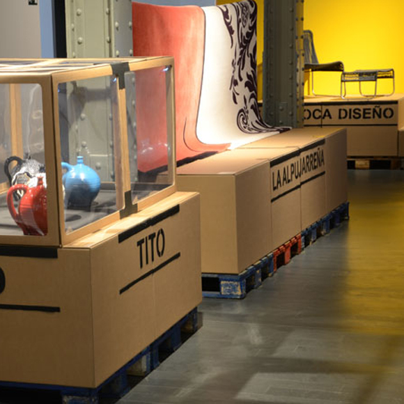 Diseño y artesanía protagonizan dos exposiciones en Madrid