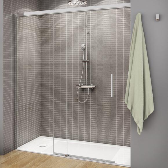 Mamparas: color, estilo y buen gusto para el cuarto de baño ...