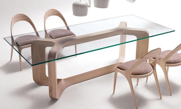 Mesas y sillas dise os pr cticos y muy bonitos for Comedores bonitos y baratos