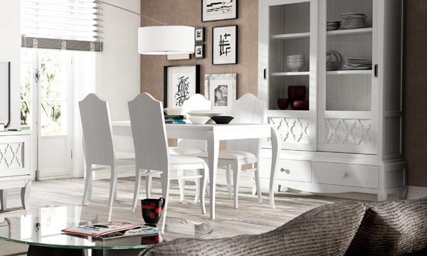 Mesas y sillas dise os pr cticos y muy bonitos for Comedores economicos y bonitos