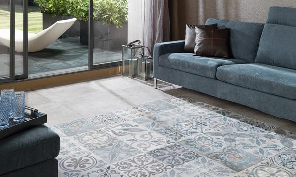 Pavimento ceramico exterior good space azulejos de for Pavimento ceramico interior