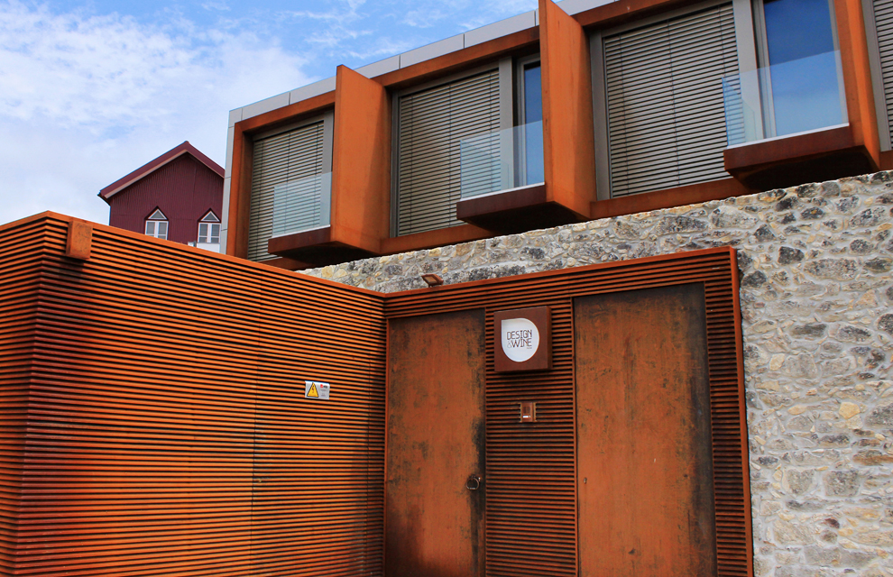 Dos hoteles con mucho encanto en portugal for Arquitectura de hoteles