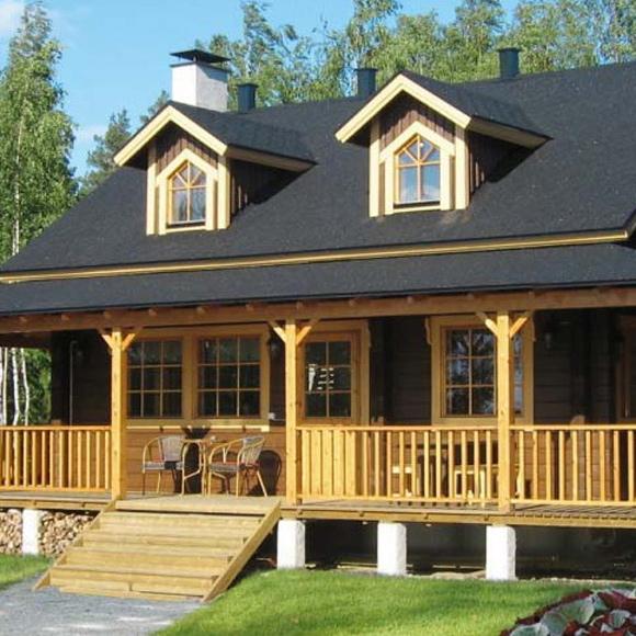 Casas de madera modulares sostenibles y muy bonitas - Casas de madera modulares ...