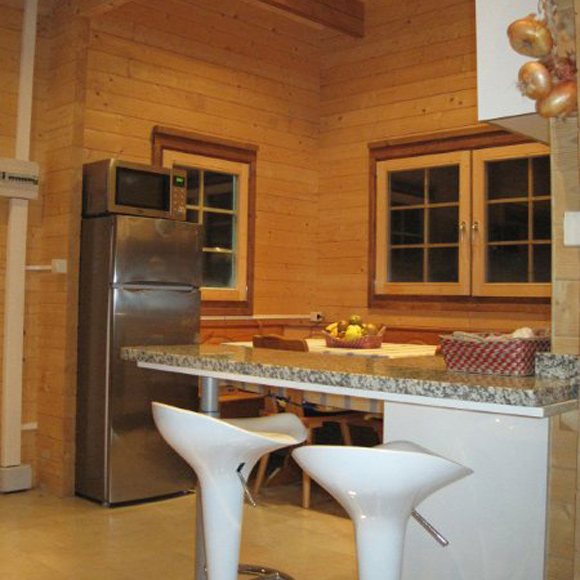 Casas de madera modulares sostenibles y muy bonitas foto 5 - Decoracion casas de madera ...