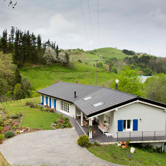 Casas de madera modulares sostenibles y muy bonitas foto - Casas prefabricadas sostenibles ...
