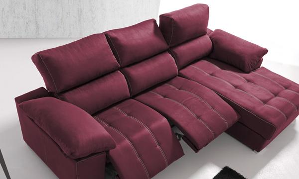 Sof s reclinables la vida es c moda for Sofas 4 plazas reclinables