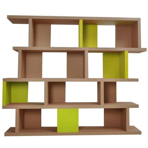 Muebles de cart n ecol gicos y resistentes foto for Como construir una oficina