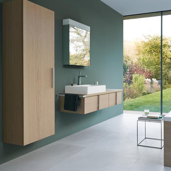 Los lavabos suspendidos nueva tendencia decorativa para tu cuarto de ba o - Tendencias en cuartos de bano ...