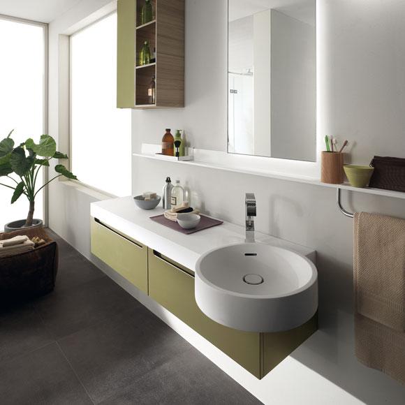 los lavabos suspendidos nueva tendencia decorativa para