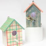 Una casa para pájaros, el complemento ideal para tu jardín