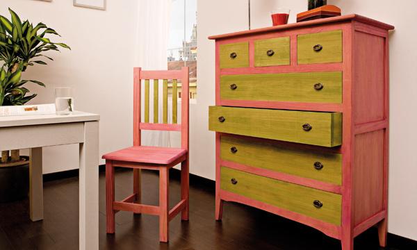 De viejo a vintage paso a paso - Hazlo tu mismo muebles ...