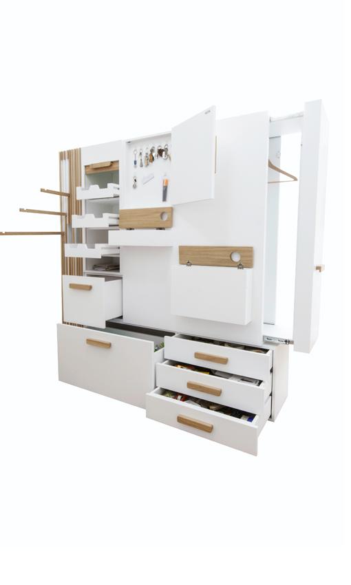 Muebles de doble uso para casas de espacio reducido foto 4 - Muebles doble uso ...