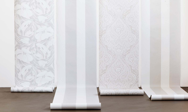 Dormitorios Decorados Con Papel Pintado Stunning Amazing Free
