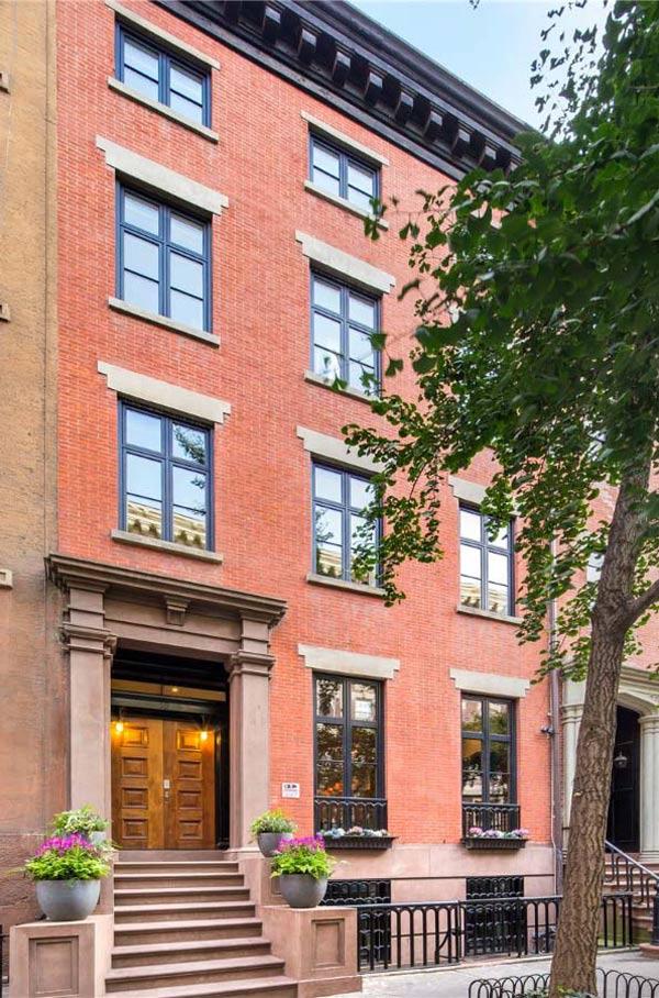 Echa un vistazo a la casa de sarah jessica parker en nueva for Casa famiglia new york