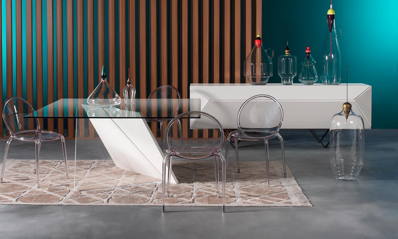 las transparencias en decoraci n foto 3. Black Bedroom Furniture Sets. Home Design Ideas