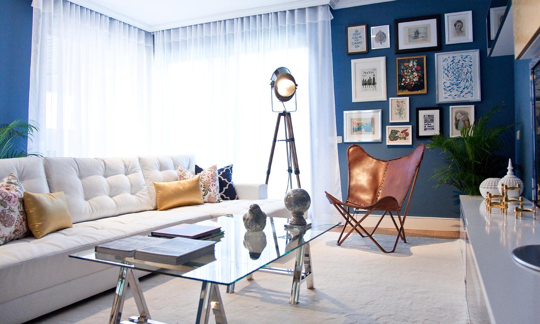 claves para decorar el saln de tu casa - Decorar Salon