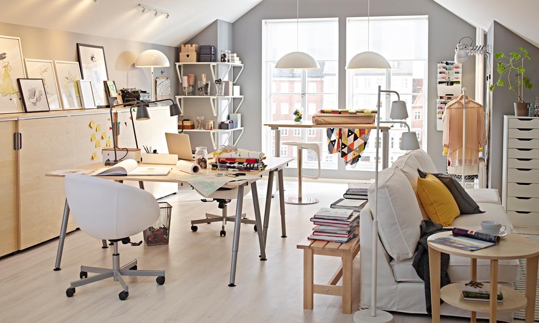 Muebles Para Despachos. El Color De Los Muebles Para Oficina Que ...