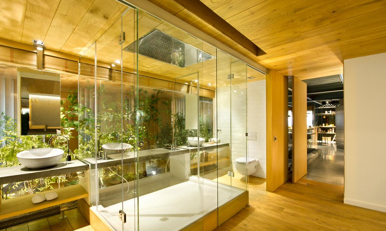 Transformar Baño En Vestidor:más íntimas en la imagen el dormitorio con las más sociales en