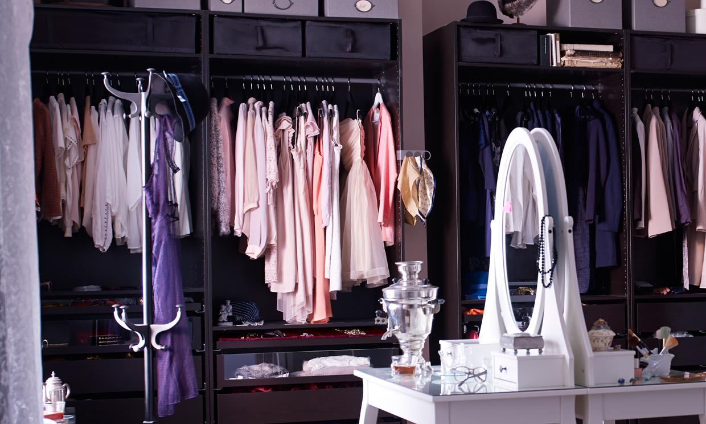 Quieres montar un vestidor en casa - Montar un servidor en casa ...