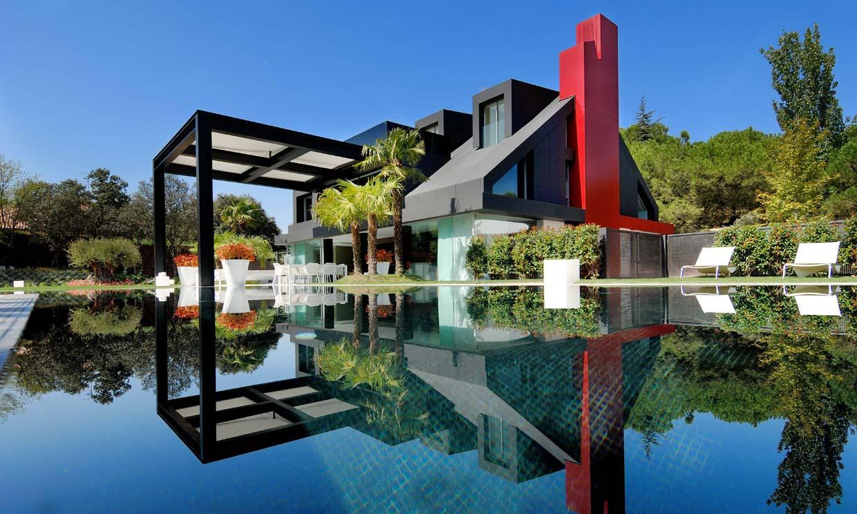 Smart house una de las mejores casas del mundo se for Los mejores techos de casas