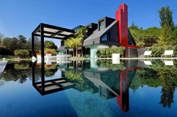 Smart house una de las mejores casas del mundo se for Las mejores casas minimalistas del mundo
