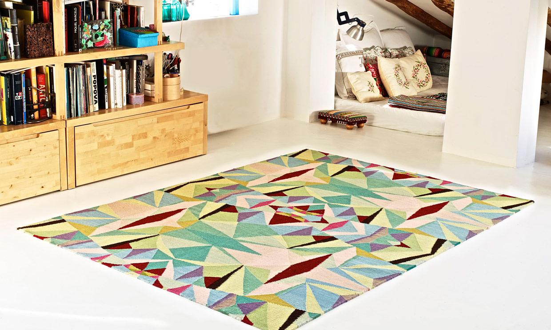 Claves para elegir y colocar alfombras en tu casa foto - Alfombras para casa ...