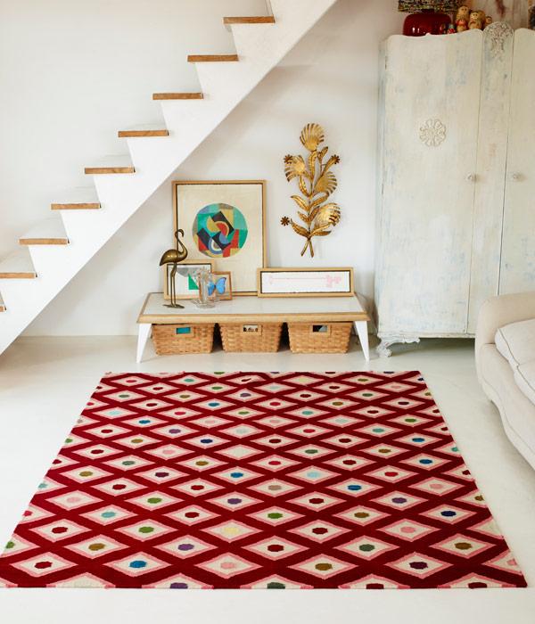 Decoraci n con alfombras calidez y distinci n - Decoracion con alfombras ...